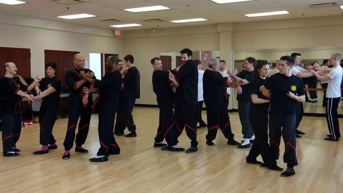 Ainda há tempo! Inscrições para seminário de kung ainda estão abertas (Foto: Reprodução/Sihing Couto)