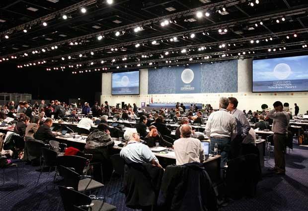 Brasil levou a maior delegação oficial entre os 119 países que participaram, com 572 pessoas, seguida pelo país-sede, Dinamarca (527), China (333), Estados Unidos (274) e Grã-Bretanha (211) (Foto: Reuters arquivo)