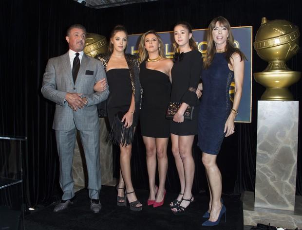 EGO - Veja o estilo das famosas em evento do Globo de Ouro ...