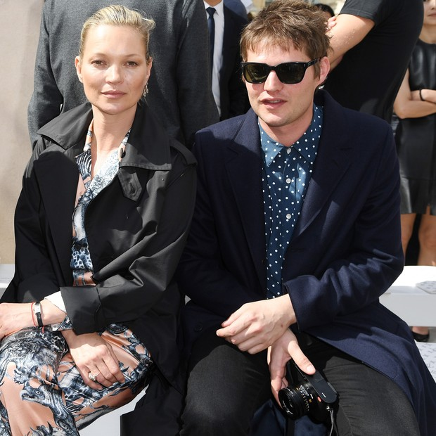 Kate Moss e Nikolai von Bismarck (Foto: Getty Images)