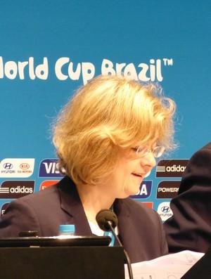 Delia Fischer Fifa Federico Addiechi  (Foto: Vicente Seda)