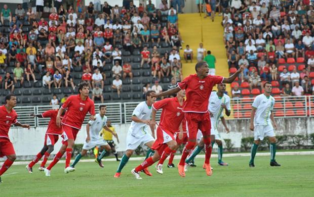 Boa Esporte vence o Nacional-MG em Varginha. (Foto: Lucas Magalhães Costa)
