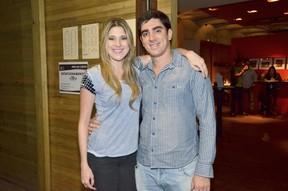 Dani Calabresa e Marcelo Adnet (Foto: Leo Marinho/AgNews)