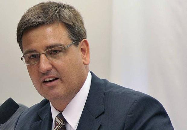 Fernando Segovia foi escolhido o nome diretor da Polícia Federal (PF) (Foto: Zeca Ribeiro/Câmara dos Deputados)