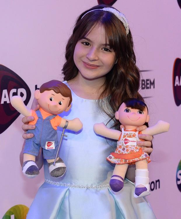 Sophia Valverde (Foto: Francisco Cepeda/AgNews)