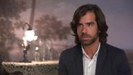 Marcos Pitombo fala sobre Rômulo, seu personagem em 'Orgulho e Paixão'