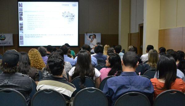 Workshop de Mídia de TV e Internet (Foto: TV Sergipe/Divulgação)