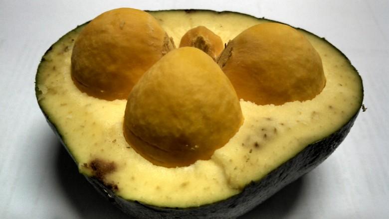 pequi-fruta-brasileira (Foto: Elio Capelati Junior/CCommons)