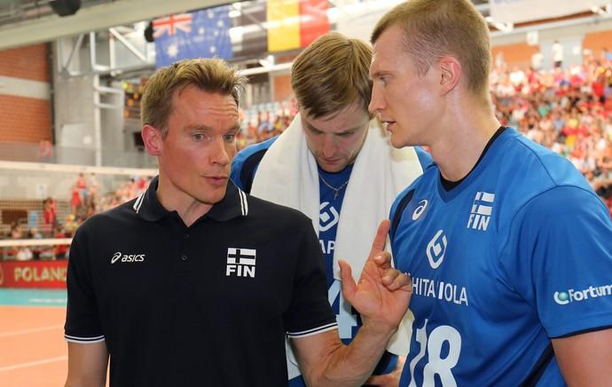 Tuomas Sammelvuo, vôlei Finlândia (Foto: FIVB)