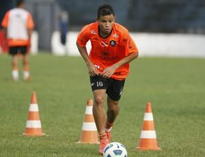 Jayme, atacante do Clube do Remo (Foto: Marcelo Seabra/O Liberal)
