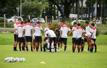Time sub-20 do São Paulo enfrenta o Liverpool na decisão da Libertadores