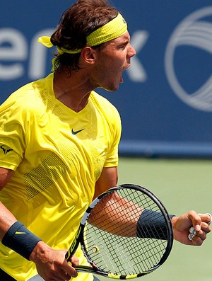 tênis Rafael NAdal ATP de Cincinnati (Foto: Agência Reuters)