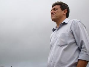 Presidente do Central Sivaldo Oliveira (Foto: Vital Florêncio / GE.COM/CARUARU)