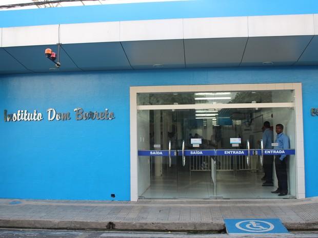 Instituto Dom Barreto ficou em segunda colocação na prova objetiva (Foto: Ellyo Teixeira/G1)