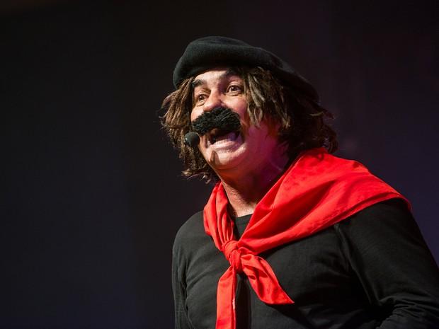 Guri de Uruguaiana funciona como uma empresa para o ator Jair Kobe (Foto: Tiago Trindade/Divulgação)