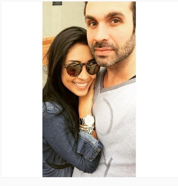 Amanda e o namorado (Foto: Reprodução/Instagram)