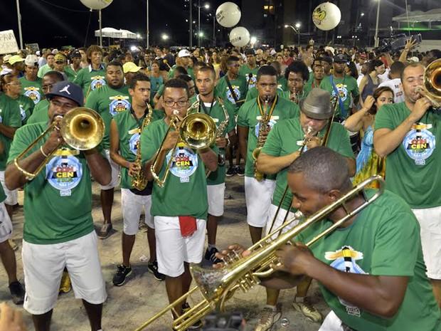 Carnaval de Salvador (Foto: Diogo Macedo/ Ag Haack)