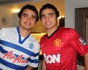 Gêmeos e rivais: Fábio admite que quase comemorou golaço de Rafael