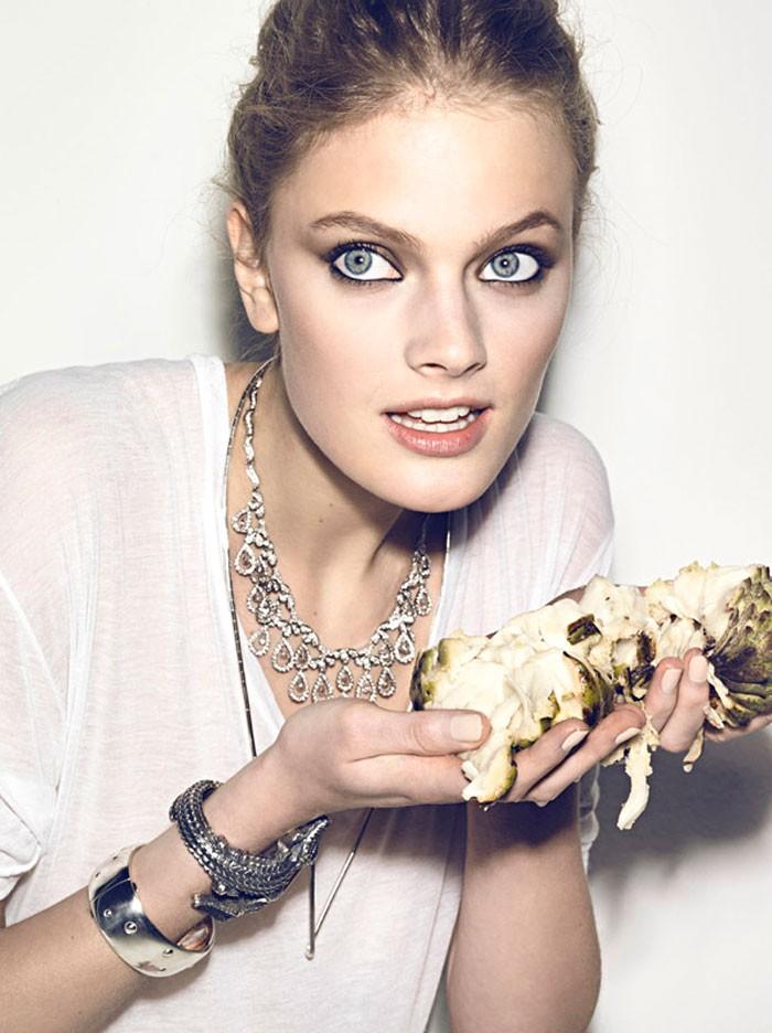 Os mitos e verdades sobre as dietas da moda (Foto: Henrique Gendre/Arquivo Vogue)