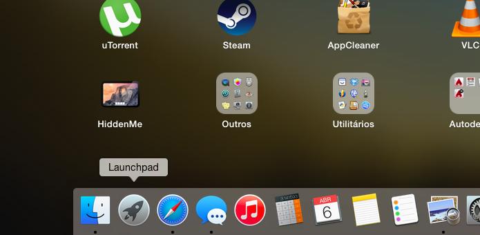Após instalar, abra o aplicativo (Foto: Reprodução/Helito Bijora)