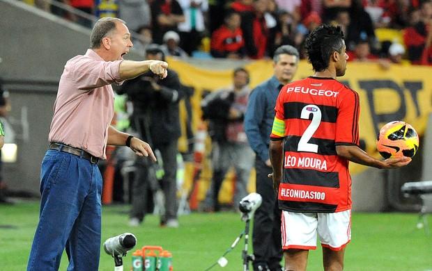 Mano Menezes jogo Flamengo contra o Vitória (Foto: Alexandre Vidal / Fla Imagem)