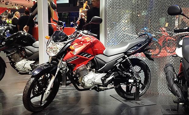 Yamaha Fazer 250 (Foto: Guilherme Blanco Muniz/Autoesporte)