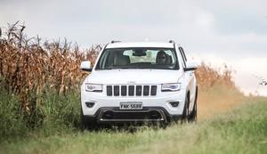 Jeep Grand Cherokee (Foto: Renato Durães)