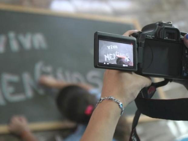 Entre as atividades estão aulas de guitarra e fotografia (Foto: Prefeitura de Sorocaba/divulgação)