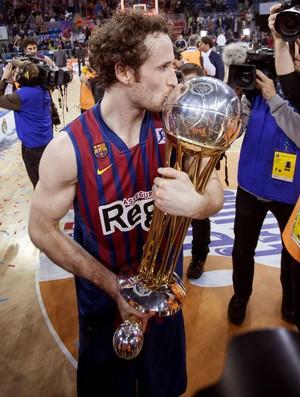Marcelinho Huertas barcelona basquete (Foto: EFE)