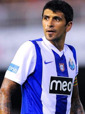 Lucho González, Porto (Foto: Agência Getty Images)