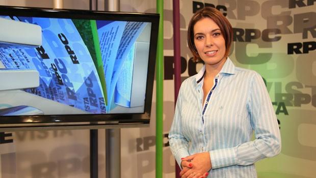 Ana Carolina Oleksi 620 (Foto: Divulgação/RPC TV)