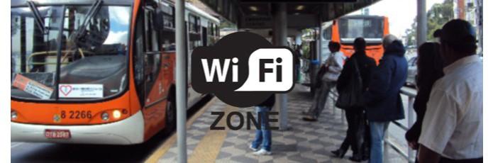 Alguns pontos de ônibus em São Paulo terão Wi-Fi gratuito da Vivo até janeiro de 2014 (Foto: Reprodução/CanalTech) (Foto: Alguns pontos de ônibus em São Paulo terão Wi-Fi gratuito da Vivo até janeiro de 2014 (Foto: Reprodução/CanalTech))