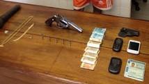 Operação prende homem suspeito de furtos (Divulgação/Polícia Civil de Óbidos)