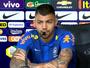 Juventus dá mais tempo para Gabriel, mas atacante espera definição rápida