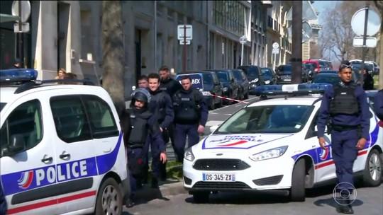 Explosão de carta-bomba no escritório do FMI em Paris deixa 1 ferido