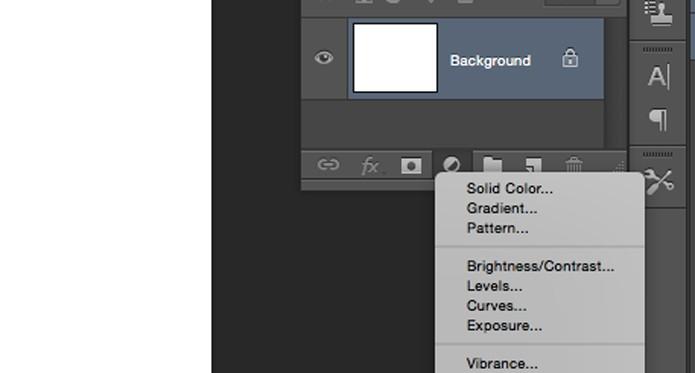 Aplique uma Adjustment Layer de Solid Color (Foto: Reprodução/André Sugai)