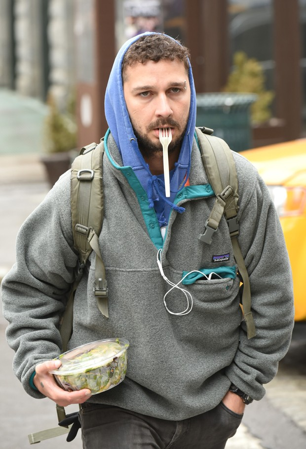 Shia LaBeouf  (Foto: Grosby Group)