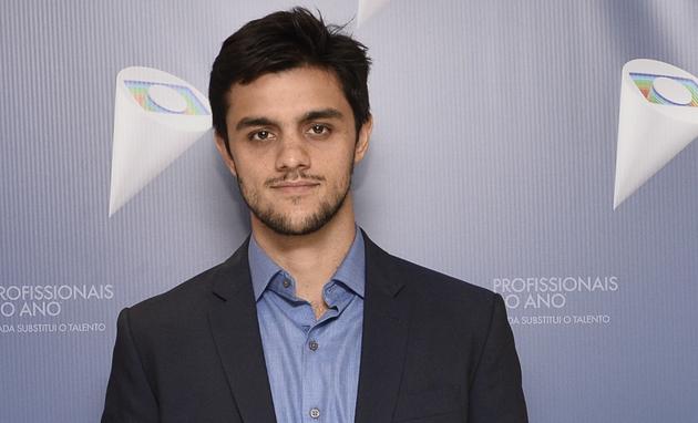 Rodrigo Simas (Foto: TV Globo)