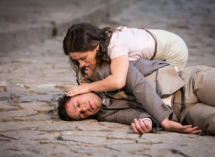 Celso é atropelado ao tentar salvar Maria!