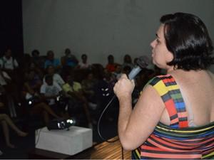Barraqueiros receberam curso de manipulação de alimentos para o São João (Foto: Divulgação/PMCG)