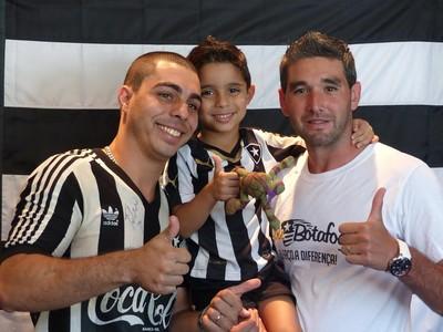 Navarro Dia das Crianças (Foto: Jessica Mello/ GloboEsporte.com)