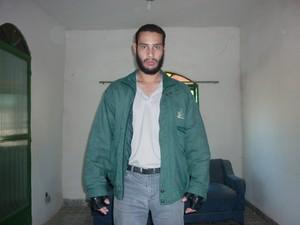 Wellington Menezes de Oliveira, homem que atirou contra escola municipal Tasso de Oliveira, em Realengo (Foto: Divulgação/Seseg)