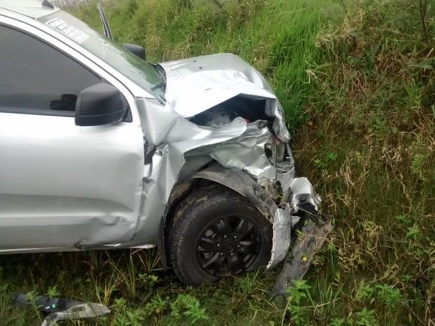 G1 - Mulher de 52 anos morre em acidente envolvendo dois ...