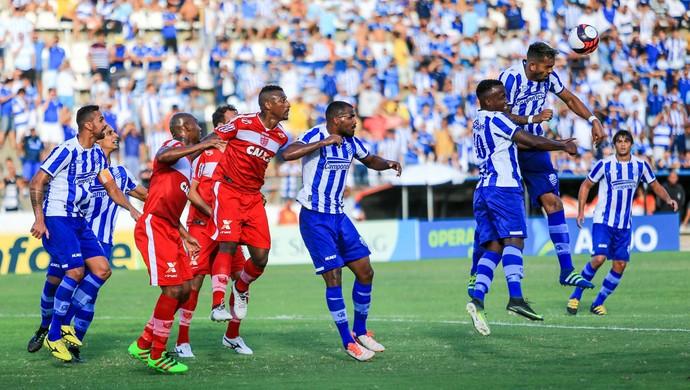 CSA x CRB - Campeonato Alagoano (Foto: Ailton Cruz/Gazeta de Alagoas)