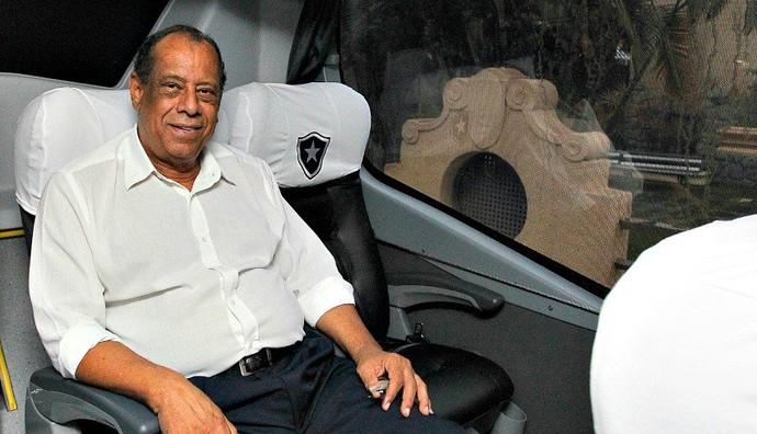 Carlos Alberto Torres, Botafogo (Foto: Divulgação / Botafogo)