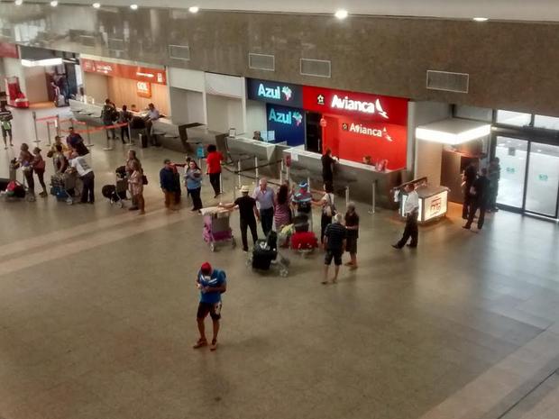 Leilão para concessão do aeroporto de Fortaleza ocorre na quinta-feira (Foto: Gioras Xerez/G1 Ceará)