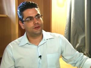 Yvan Gomes Miguel, advogado do pai do menino, garantiu que vai processar o zoológico (Foto: Reprodução/RPCTV)