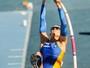 Fabiana Murer revela hérnia de disco cervical, mas se diz pronta para o Rio