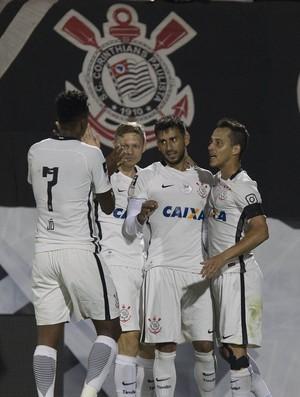 Com gol e assistência de Kazim, Corinthians goleia Vasco nos EUA