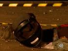Colisão entre moto e caminhão deixa uma pessoa morta na avenida Poti